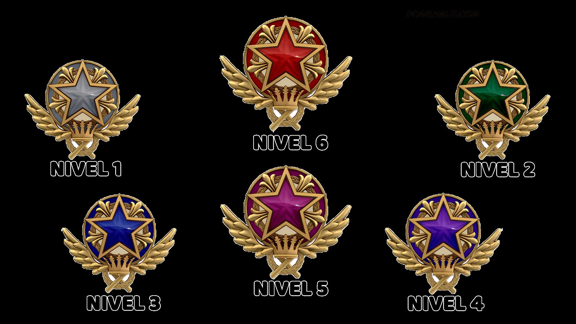 Medallas de servicio 2021