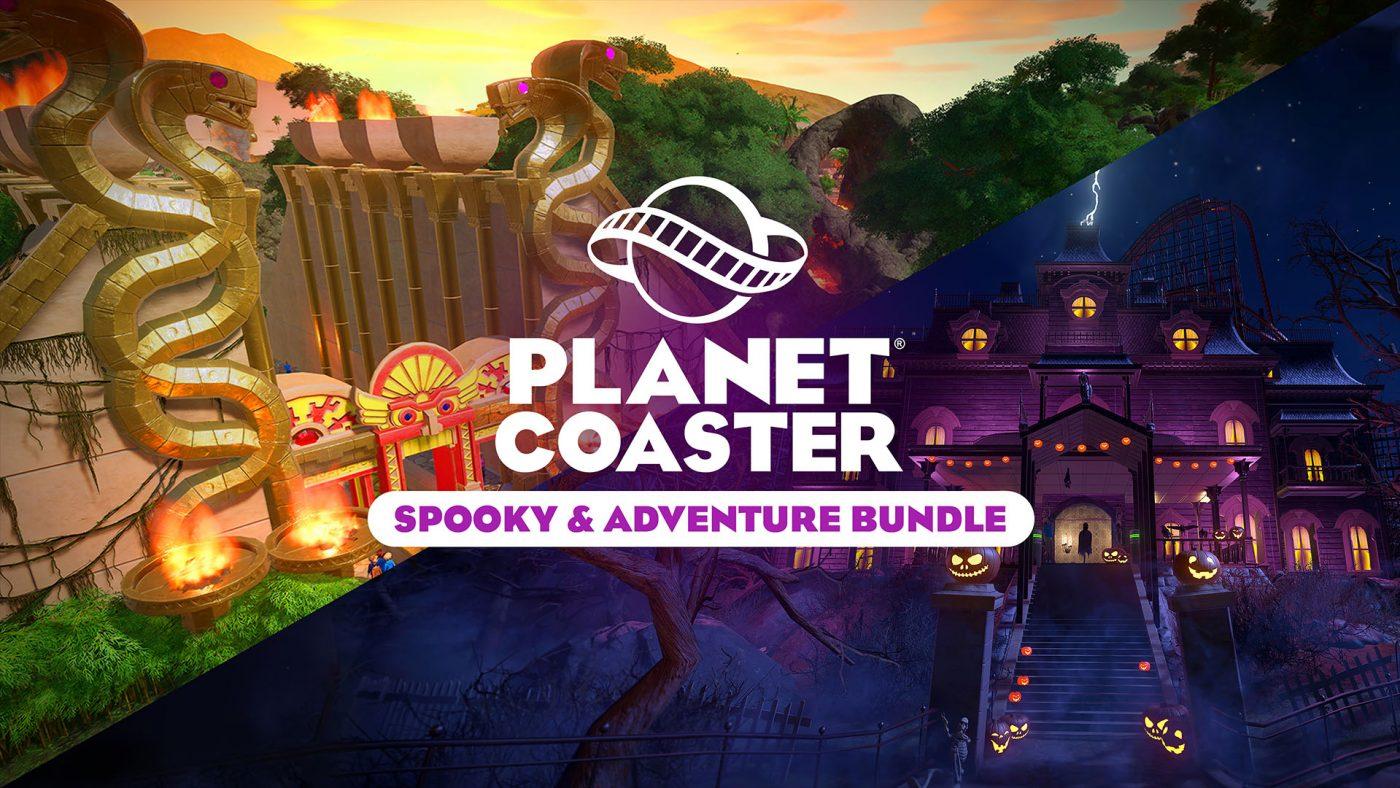 Spooky & Adventure Bundle
