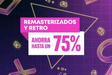PS Store Remasterizados y Retro 2