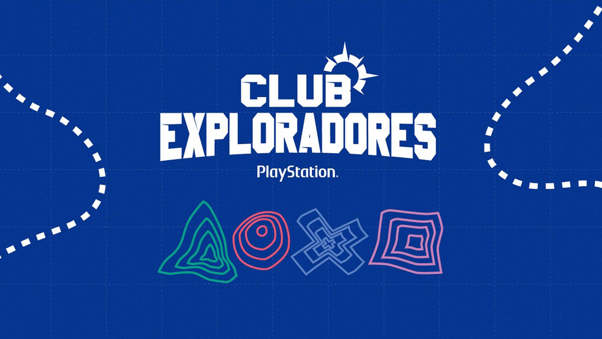 Club de Exploradores PlayStation