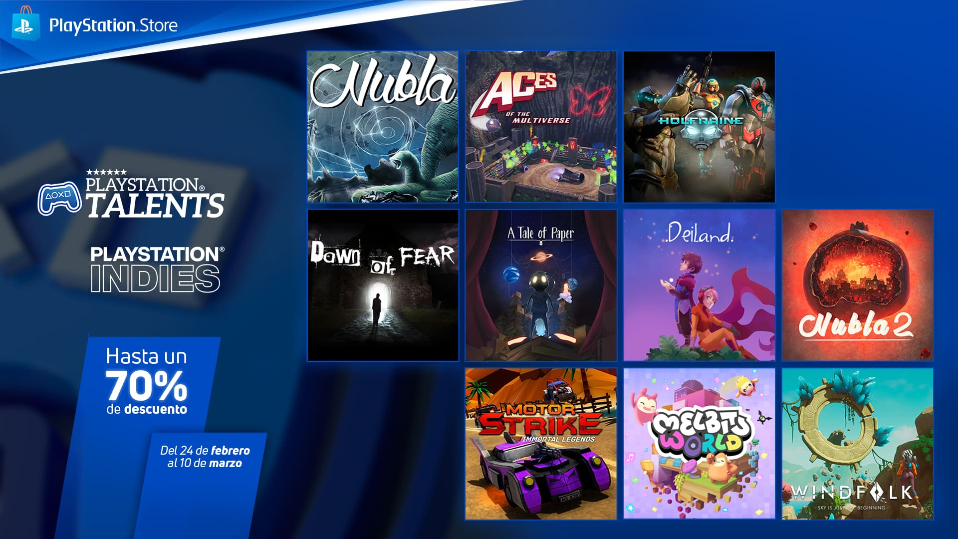 Descuentos Indies PlayStation Store 2021