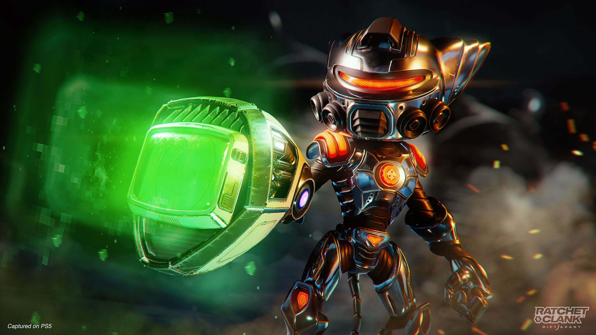 lanzamiento de Ratchet & Clank: Una Dimensión Aparte