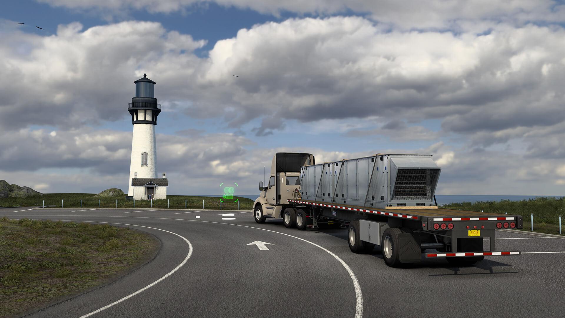 actualización 1.40 de American Truck Simulator