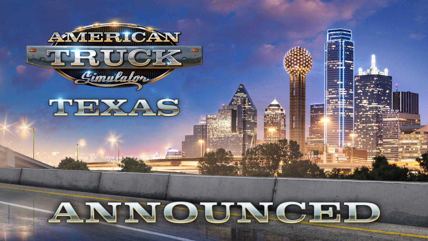 American Truck Simulatro Texas 1
