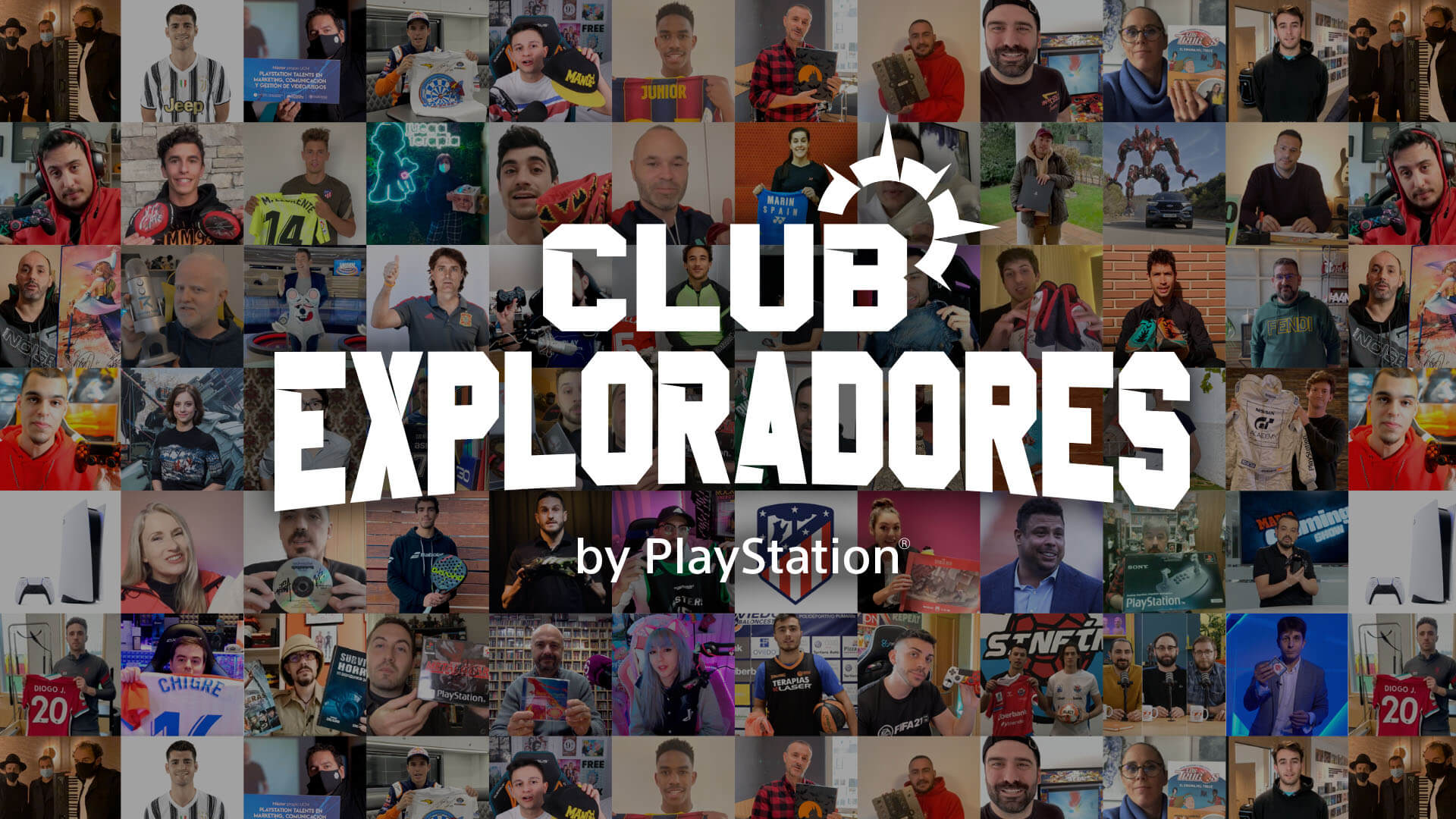 Club Exploradores PlayStation