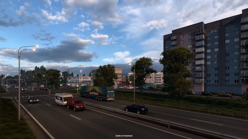 Euro Truck Simulator 2 Heart of Rusia Anuncio 5