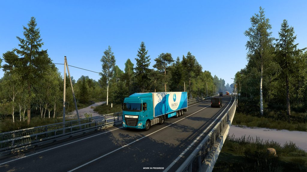 Euro Truck Simulator 2 Heart of Rusia Anuncio 7