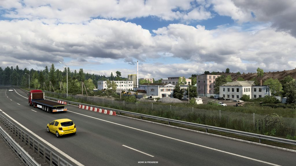 Euro Truck Simulator 2 Heart of Rusia Anuncio 8