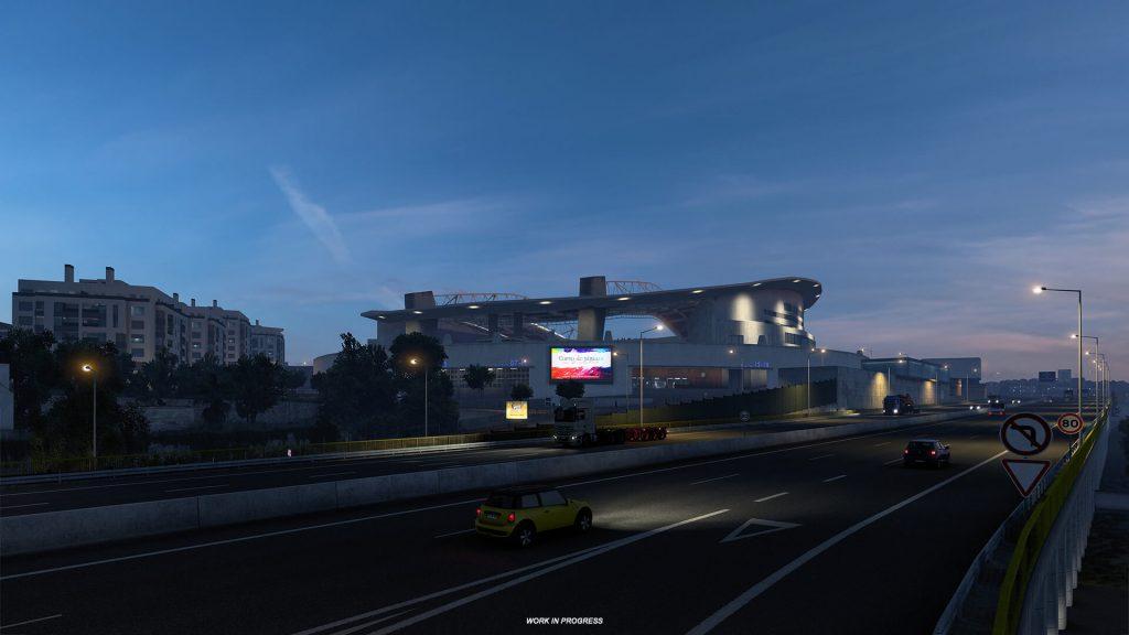 Euro Truck Simulator 2 Iberia Oporto 10