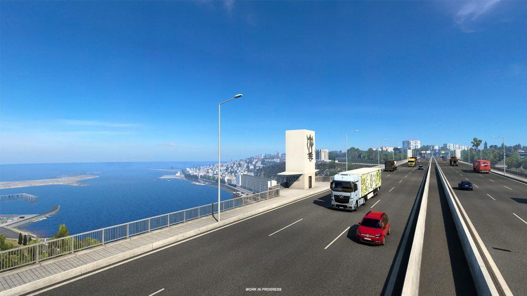Euro Truck Simulator 2 Iberia Oporto 11