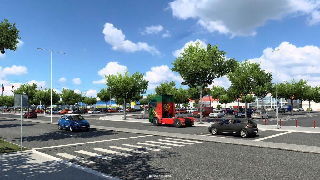 Euro Truck Simulator 2 Iberia Oporto 13