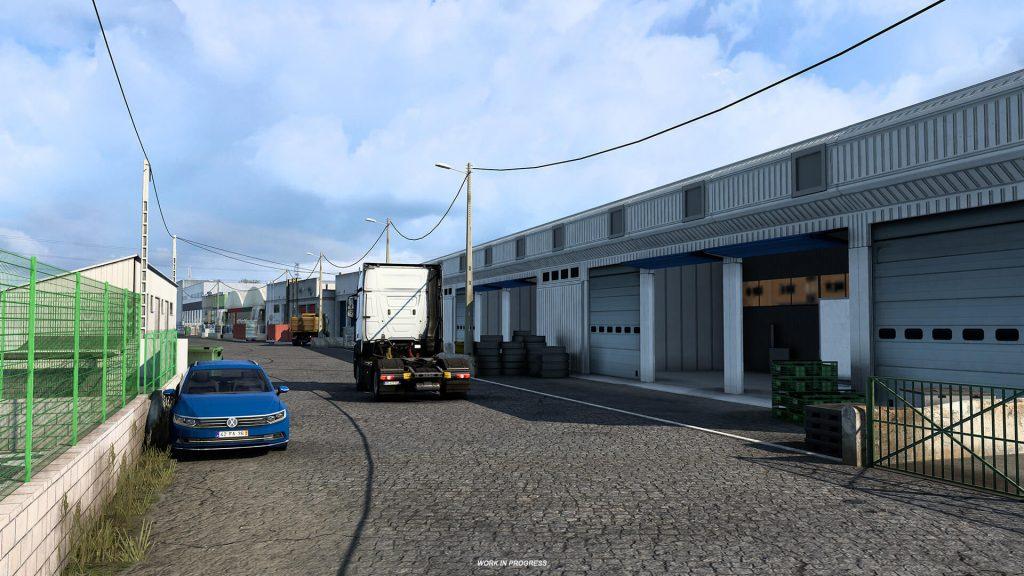 Euro Truck Simulator 2 Iberia Oporto 15