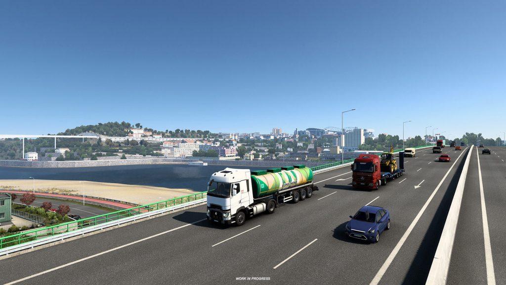 Euro Truck Simulator 2 Iberia Oporto 2