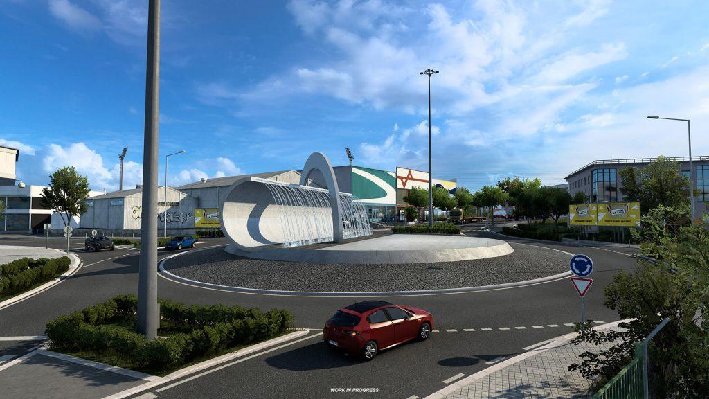 Euro Truck Simulator 2 Iberia Oporto 3