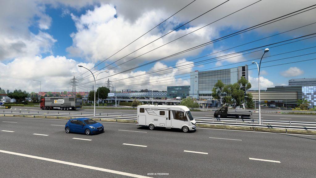 Euro Truck Simulator 2 Iberia Oporto 9