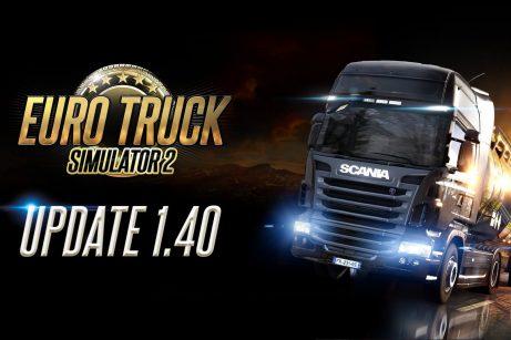 Euro Truck Simulator Actualizacion 140