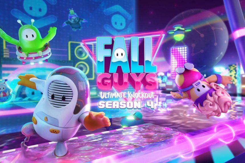 temporada 4 de fall guys