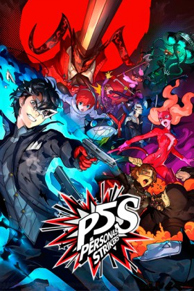 Persona 5 Strikers Analisis Cover