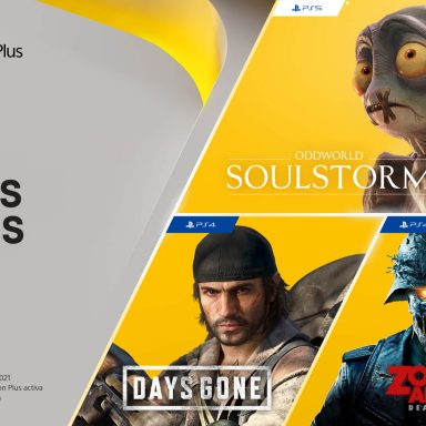 PlayStation Plus Abril 2020