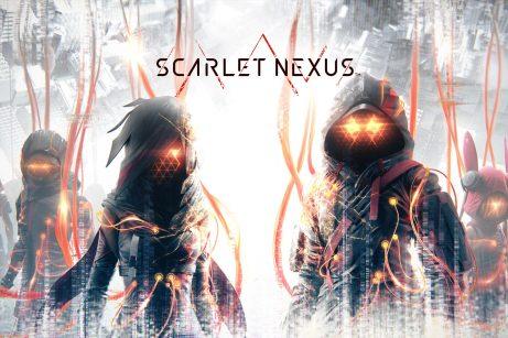 SCARLET NEXUS Art
