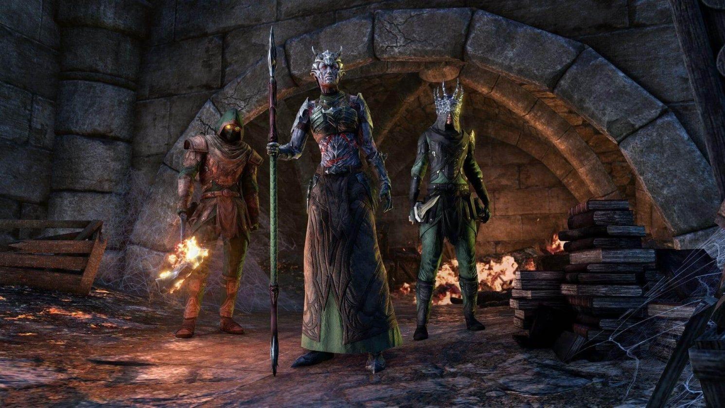 The Elder Scrolls Online Flames of Ambition Disponible 4