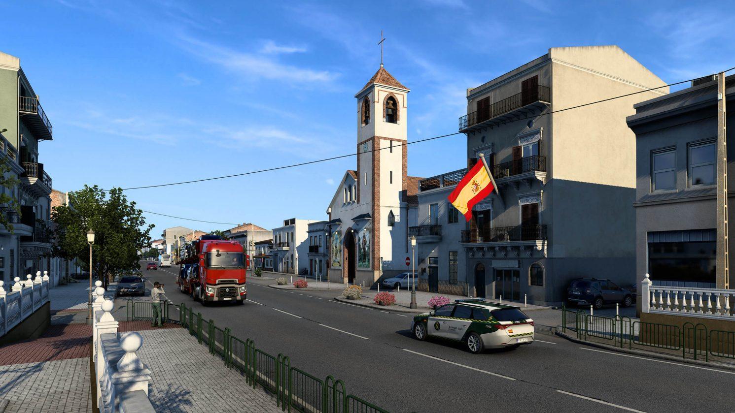 Euro Truck Simulatr 2 Iberia Fecha lanzamiento