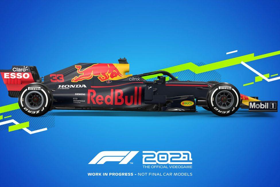 F1 2021 RedBull