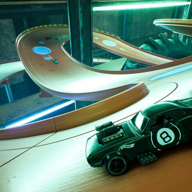 Hot Wheels Unleashed Pantalla marzo