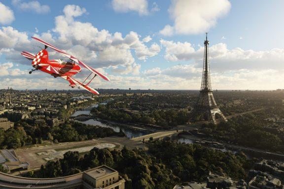 Microsoft Flight Simulator World Update IV