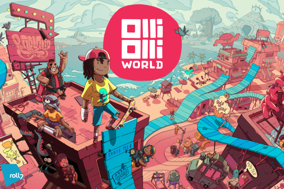 Anunciado OlliOlli World