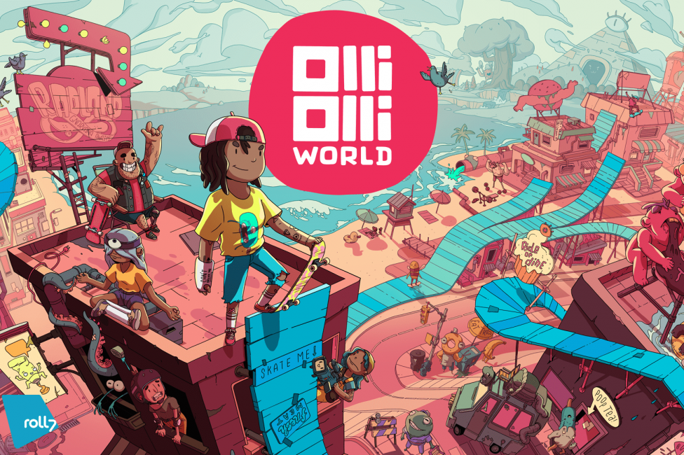 Anunciado OlliOlli World