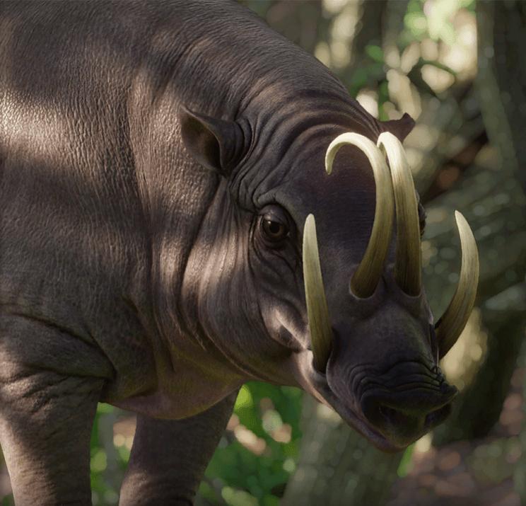 Planet Zoo Southeast Asia Animal Pack Babirusa