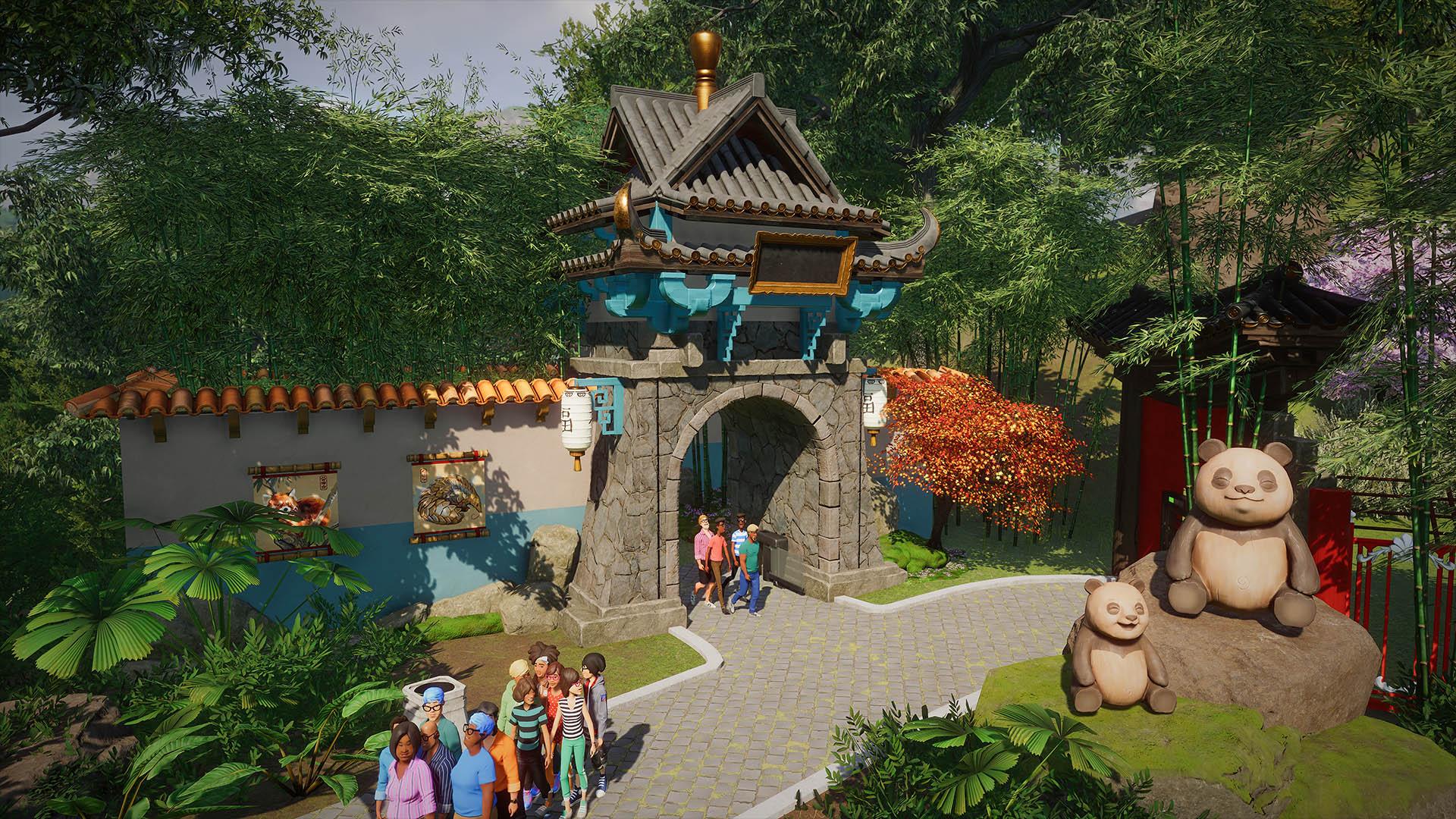 Planet Zoo Southeast Asia Animal Pack Texto 3