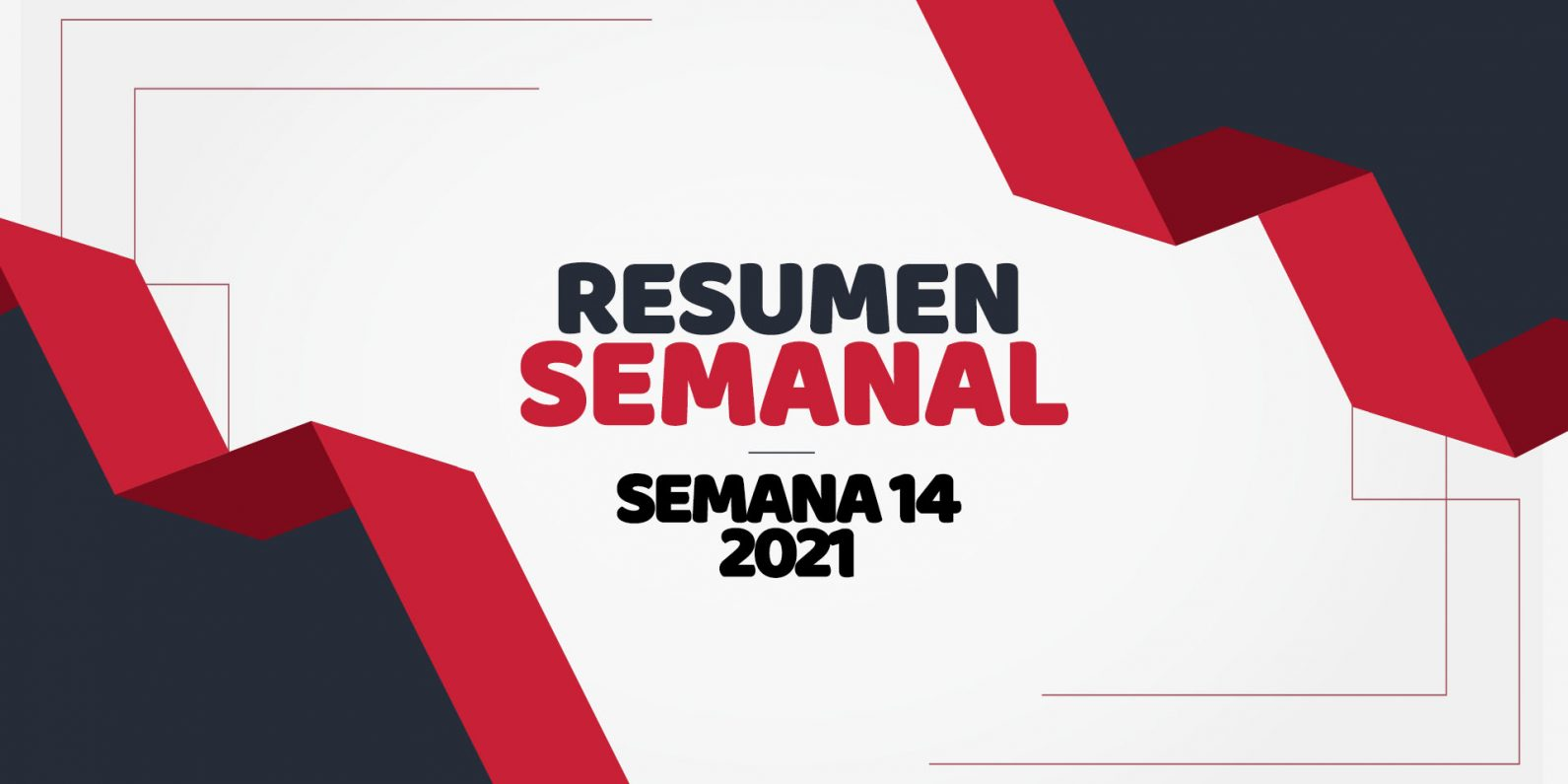 Resumen semanal Semana 14 2021