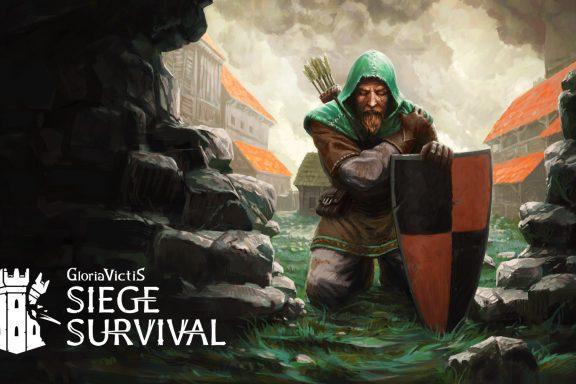 Siege Survival Gloria Victis Art