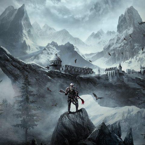 The Elder Scrolls Online Version mejorada