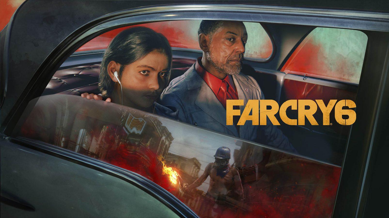 lanzamiento de Far Cry 6