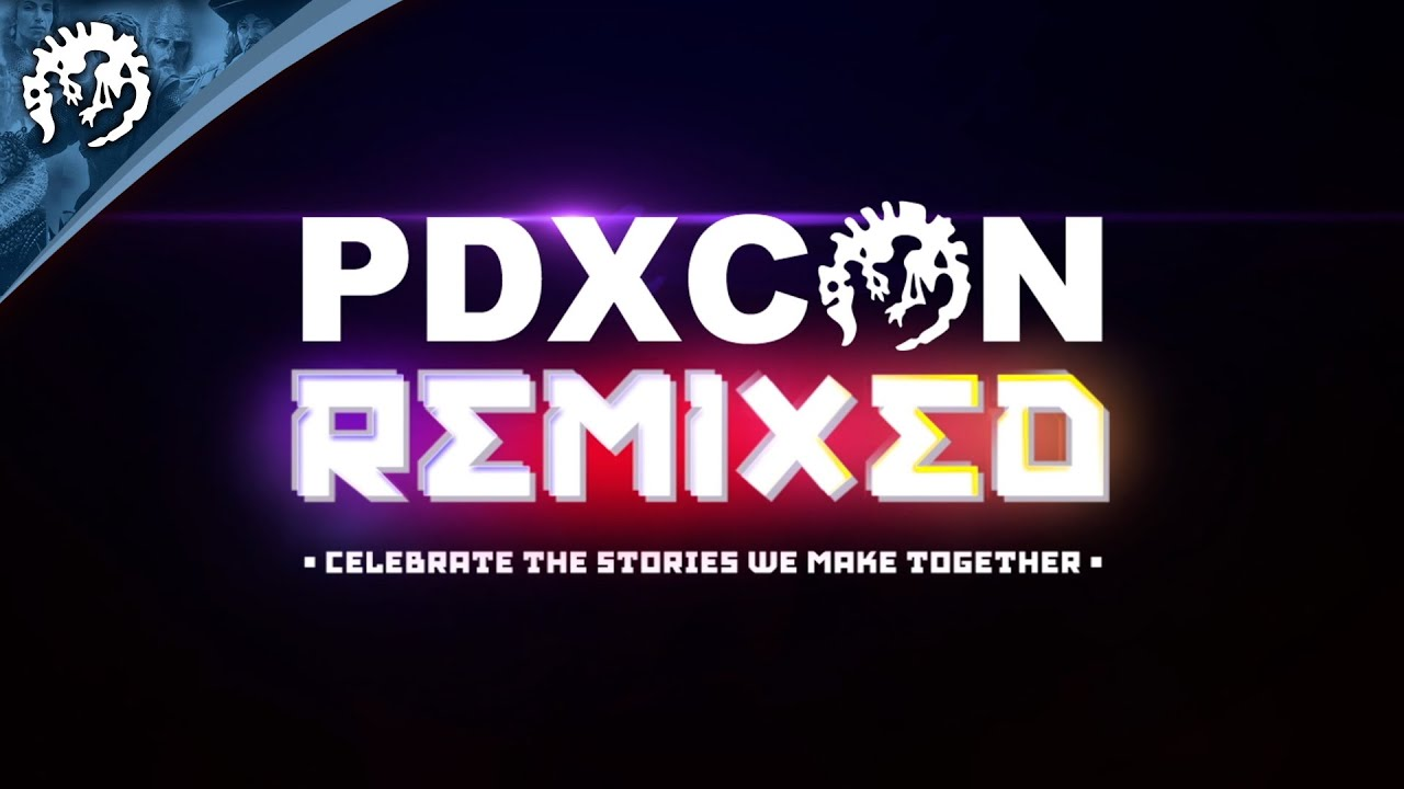 PDXCON REMIXED 2021
