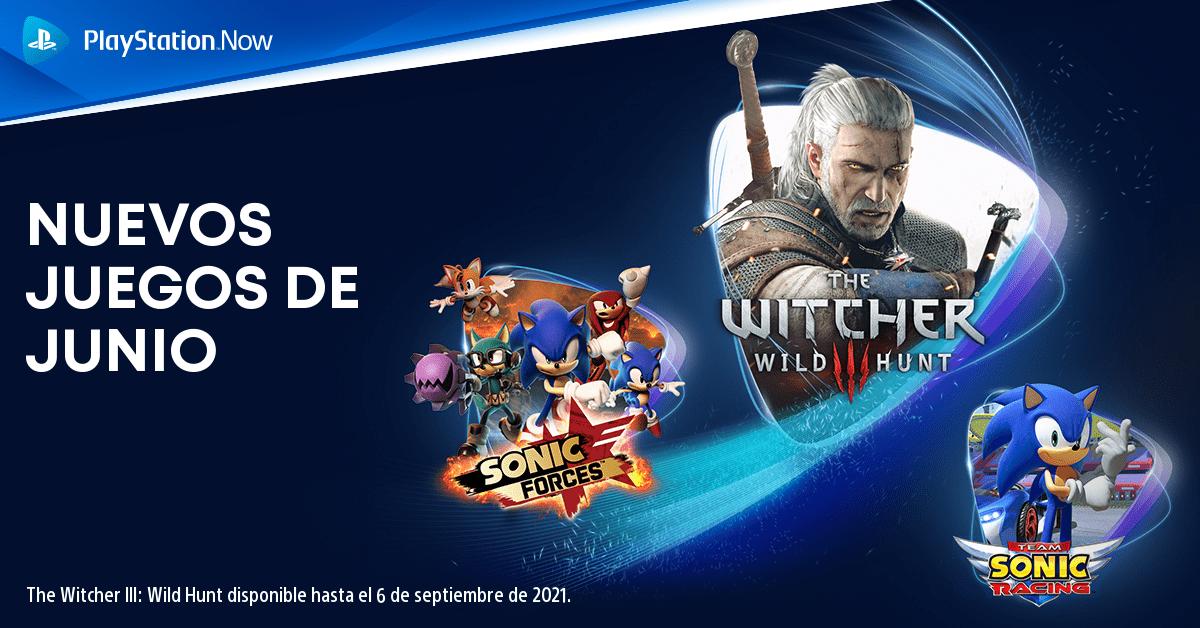 Sony Interactive Entertainment ha anunciado que desde hoy ya es posible disfrutar de los nuevos títulos que se añaden al catálogo de PlayStation Now en junio 2021