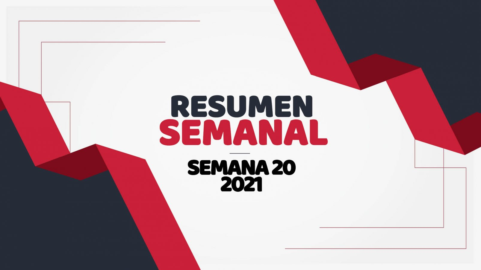 semana 20 de 2021